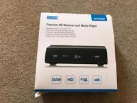 Freeview HD Receiver & Media Player **As New**