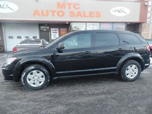 2011 Dodge Journey Canada Value Package, LOW MILEAGE