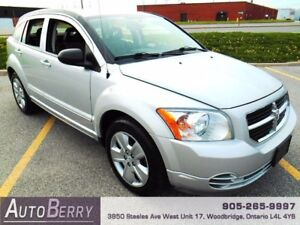2009 Dodge Caliber SXT **ACCIDENT FREE ONE OWNER**