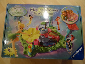(Board) games: Disney Magical Flower Fairies, Pirate adventure , Connect 4, Nutty Squirrels