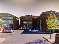 Modern Office to Let in Bangor