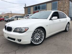 2008 BMW 7 Series i NICE LOCAL TRADE GREAT KMS!!