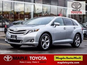 2016 Toyota Venza AWD V6 LIMITED NAVIGATION LEATHER PAN. ROOF