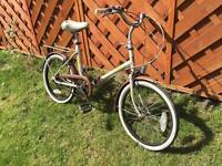 Phillips Folda period ladies bicycle