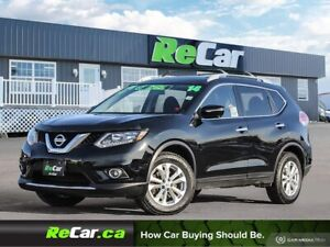 2014 Nissan Rogue SV AWD | HEATED SEATS | NAV | SUNROOF