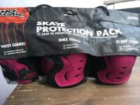 Skate protection for kids - medium
