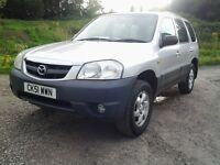 Mazda tribute 2litre petrol cheap car bargin