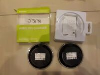 2x Samsung Qi Wireless Charging Pads