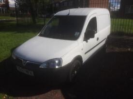 2008 Vauxhall combo 1.3 cdti manual 97k 4M mot no VAT