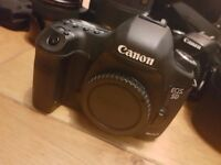 Canon 5D Mk III Camera Body