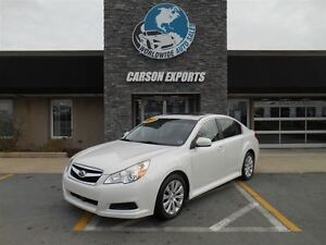 2011 Subaru Legacy 3.6 R AWD! CLEAN!  FINANCING AVAILABLE