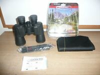 Simmons Prosport Poro 10x50 Prism Glass BK7 Binoculars AS GOOD AS NEW /USED ONLY A COUPLE OF TIMES