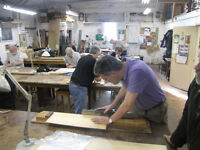 Guitar Making classes for amateurs - acoustic guitars only