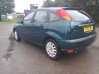 focus ghia 1600 long mot drives perfect