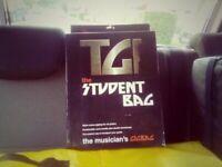 TGI Student bag guitar case /bag