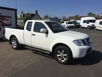 12 Nissan Navara Accenta King Cab Pick Up