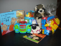 Selection of toys from age 12 months +