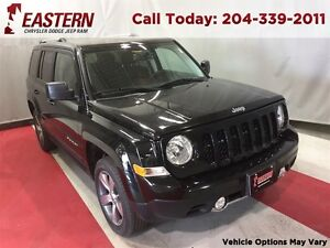 2016 Jeep Patriot HIGH ALTITUDE 4X4 2.4L PWR SEAT REMOTE STRT A/
