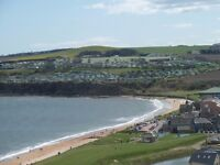 CARAVAN RENTAL, KINKELL BRAES,ST ANDREWS.Home of GOLF.Last Season Prices.Pets Welcome