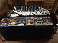 Bundle of 29 PlayStation 2 games