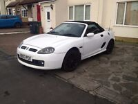 MG CONVERTABLE FOR SALE,