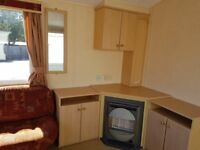 Wheelchair friendly static caravan for sale - choice of 12 parks - East Coast/LOW ground rent