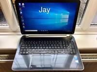 i3 6GB Ram Fast Like New HP HD Pavilion Laptop Massive 1TB(1000GB)Window10,Microsoft office,Ready