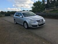 Diesel, estate, Volkswagen golf TDI for sale, heated seats, very long MOT, drives perfect.