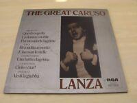 Album: Mario Lanza. The Great Caruso.