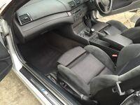 BMW 325 Ci MSport Cabriolet / 52 Reg