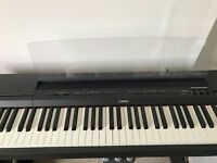 YAMAHA DIGITAL PIANO P-255