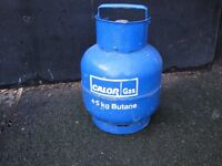 Calorgas Butane Bottle 4.5kg