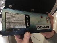 O'D air inline ozone generator hydroponics
