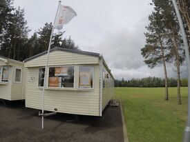 2011 Abi Vista Holiday Caravan at Witton Castle.