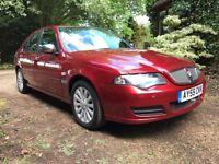 Rover 45 1.4 GSi 2005, low mileage
