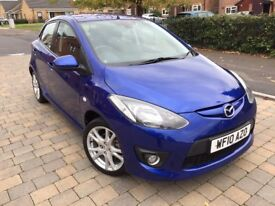 Mazda 2 SPORT 1.5L, 2010, 89000 , NEXT MOT Due 01/04/2018, ONE Owner From NEW
