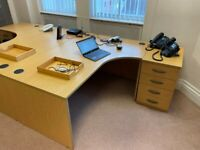 Office Clearance - Sven Christiansen Furniture Desks