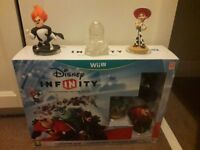 Disney Infinity starter pack for Wii U