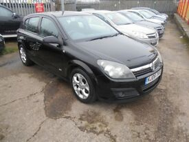 vauxhall astra 1.6 sxi 5dr 2006 model, history 9 stamps,mot jan 2019,1 owner plus suplying dealer