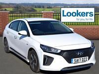 Hyundai Ioniq PREMIUM (white) 2017-03-15