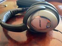 Bose QC15 noise cancelling headphone