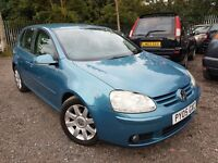 Volkswagen Golf 2.0 TDI GT 5dr, LONG MOT, FULL LEATHER INTERIOR, HPI CLEAR, TOP SPEC, P/X WELCOME
