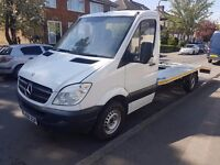Mercedes sprinter recovery truck car transporter 91k