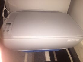 Hp deskjet 3636 scanner printer / web