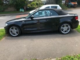 BMW, 1 SERIES, Convertible, 2008, Semi-Auto, 2979 (cc), 2 doors