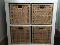 IKEA storage cubes (2 for sale)