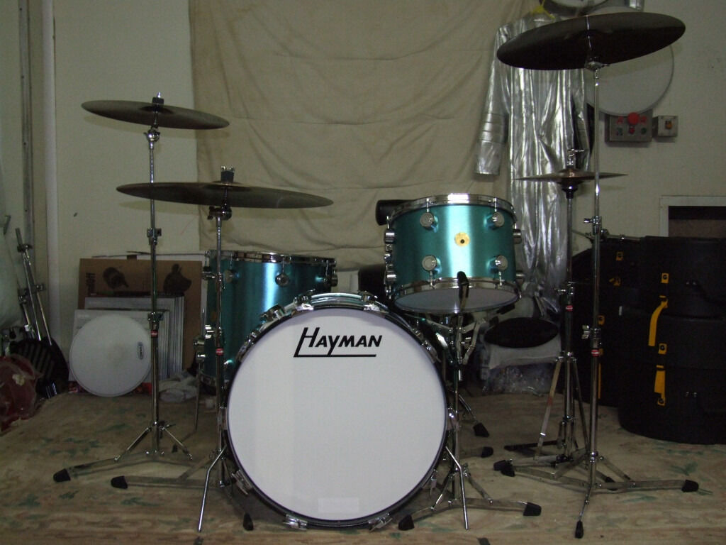 Vintage Drum Shells 118