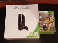 Xbox 360 E 250gb £80.