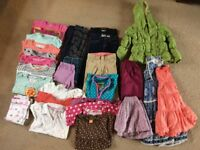Girls clothes 4-5 years large bundle - Oshkosh, Gap, Next and more
