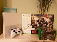 Xbox One S 1TB * Boxed * Mint * Great games Bundle !